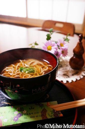 尾道 グルメ 蕎麦 ミホ ブログ
