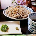 尾道向島『手打ちそば圓山』(まるやま)deコシが強くてのど越しのいい手打ち蕎麦を堪能!