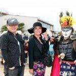 デーモン小墓閣下率いる『帝奇亞II』が福山市新涯町に降臨!