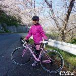 DE ROSA(デローザ) R838 Black Pinkに可愛いヘルメット♪