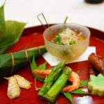 尾道市山波町『西山別館』de老舗料理旅館のお料理と庭園を楽しむ♪