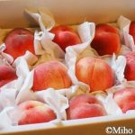尾道産100%☆白桃のジャムのレシピ黒糖編