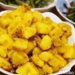 ミホお気に入りインド料理☆スパイシーな野菜炒め「サブジ」