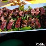 日本BBQ協会上級インストラクターの本格豪華BBQ!