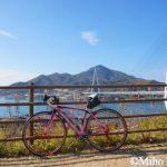 2015初ライド☆しまなみ海道サイクリング向島~瀬戸田一周60km