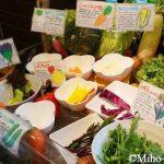 福山駅近『農家食堂ルオント』deシャキシャキ旬野菜に舌鼓♪