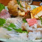 尾道市向島町『とっくり居酒屋』de尾道の鮮魚を堪能♪