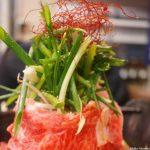 尾道鍋研究会☆2015年12月例会「タワー肉鍋」