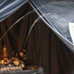 尾道の夏の風物詩、昭和レトロ感あふれる水尾町の『水祭り』