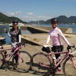 「美しい離島7選」しまなみ海道・岩城島一周サイクリングde奇跡の出会い♪さらに積善山ヒルクライム!