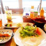 しまなみ海道・生口島『ちいさなお宿Link 輪空』de朝陽に癒されながら朝食♪