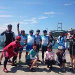 しまなみ海道・生口島『ちいさなお宿Link 輪空』kara来島海峡往復サイクリング約90km♪