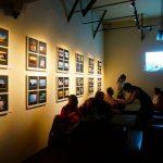 尾道市役所横『Gallery Bar 夢喰』de Sky Photo Galleryグループ展 2015【3rd】!