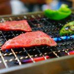 炉ばた大将大活躍☆おうちdeコウネ&ミスジ、広島牛の焼肉を楽しむ♪