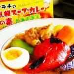 ソラチの札幌スープカレーの素☆おうちde野菜ごろごろ本格スープカレー♪
