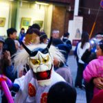 尾道が誇る奇祭ベッチャー祭り2015☆子どもの悲鳴が響きわたった三鬼神の練り歩き!