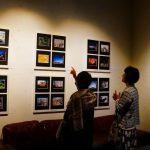 尾道市役所横『Gallery Bar 夢喰』de Sky Photo Galleryグループ展 2015【3rd】記念パーティ開催♪