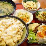 尾道市山波町『ごんべ』de昔懐かしい「尾道のおふくろの味」昼定食を味わう。