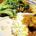 尾道市因島『しまなみカレー ルリヲン』deカリー、サブジ、カチュンバルなど本格インド料理を堪能♪