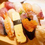 福山市延広町『や台ずし福山町』deお手頃価格の握り寿司とツマミを楽しむ。