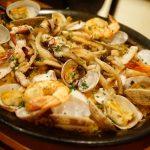 尾道駅近『欧風酒場ボラーチョ』de牡蠣アヒージョ、白子ムニエルなど、冬のスペイン料理に舌鼓♪
