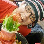 尾道市久保「おのバル」「しんがいゴー!ゴー!まつり」で賑わう新開『米徳』de名物タワー肉鍋をガッツリ!