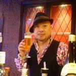おのバル『出張!Bar「馬呆」』企画!スーさんが尾道久保新開de2日間限定BAR!
