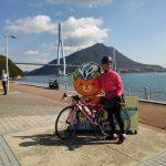 しまなみ縦走2016!しまなみ海道の多島美と、サイクリストの人情に感動した一日。