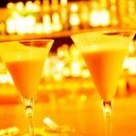 尾道市役所横『Gallery Bar 夢喰』deアレキサンダー飲み比べ&自家製トリュフにうっとり♪