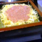 尾道市久保『宮徳』de温かいちらし寿司「せいろすし」、十四代、而今、田酒を堪能!