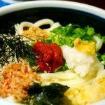 福山市王子町『饂飩屋康平衛』deコシの強い麺の旨みに唸りました!