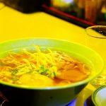 尾道市久保・新開『クラウン中華料理店』、煮干しが香るラーメンは呑んだあとの〆に最高!