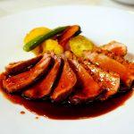 福山市松永『洋食ルグラン』de贅沢ランチ♪鴨胸肉ロースト&牛肉ポルチーニ茸風味!