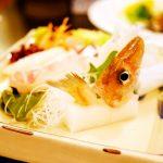 【閉店】尾道小川小路『とこぶし割烹食道』de穴子白焼き、焼き穴子の押し寿司など、尾道名物料理を堪能♪