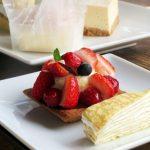 しまなみ海道☆伯方島『Patisserie T's Cafe 玉屋』de桜モンブラン、赤いベリーのタルトなど、春の極上ケーキに舌鼓!