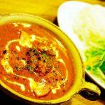 尾道商店街『Spice Cafe coyote』(コヨーテ)deスパイシーチキンカレー&バターチキンカレー♪