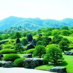 安来市古川町『足立美術館』de上村松園さんの美人画、極上の和菓子に感激!