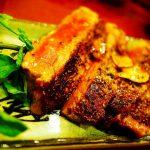 熟成峠下牛、瀬戸内産の魚介類、手打ち蕎麦を楽しむ夕べ@竹原市「たにざき」