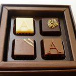東京都中央区銀座『アルマーニ ドルチ (ARMANI DOLCI)』kara優しいくちどけのチョコレート♪