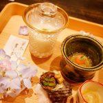 尾道駅近『郷土料理かけはし』de視覚・味覚・嗅覚すべて満点の初夏和食コース♪