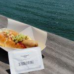 尾道市浦崎町 境ガ浜ベラビスタマリーナ『ホットドッグカフェ(仮称)』de海と空に囲まれてホットドッグ!