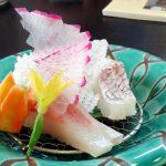 尾道市瀬戸田町『まきの日本料理』deパエリアのような鉄なべ鯛めし、極上和食のサイクリングランチ!