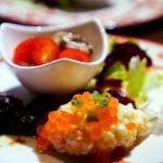 尾道市久保『尾道バルカフェ クルセロ』(天然温泉 尾道みなと館)de牡蠣、アヒージョ、海鮮料理を楽しむ♪