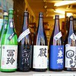 尾道海岸通り『でべらーマンの日本酒Bar Vol.8』de「でべらーマンお手製、胡麻豆腐&茄子田楽」が登場!
