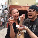 尾道の三大夏祭り『祇園祭』2016!日本BBQ協会上級インストラクターのステーキをはじめ、美味しい屋台がいっぱい!