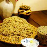 尾道市土堂2丁目『手打ち蕎麦 笑空』de香り高いお蕎麦と日本酒を楽しむ♪