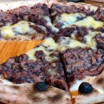 尾道市因島土生町『ピザカフェつばさ』de衝撃の「あんこピザ」!特製チーズと餡子の絶妙なハーモニーに驚愕!
