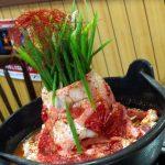 尾道市久保、昭和レトロ香る『米徳』de名物料理「タワー肉鍋」「煮込み」「シャリシャリチューハイ」に大満足♪