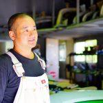 バッドフェイスなエアロパーツ・ボンネットがぶちカッコエエ!東広島『High Works』de大人の工場見学♪