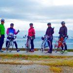 """中国経済産業局""""Leaders Summit Ride""""-2. 松江しんじ湖温泉駅~出雲大社 神在月サイクリング!"""